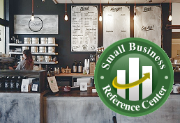 Small Business Reference Center logo screenshot