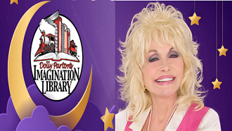 Dolly Parton Imaginaton Library